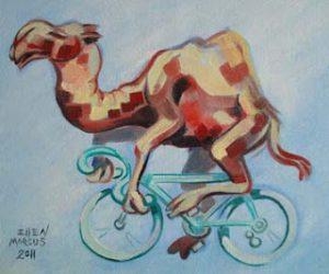CamelOnaBike