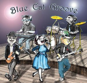 Blue Cat Groove